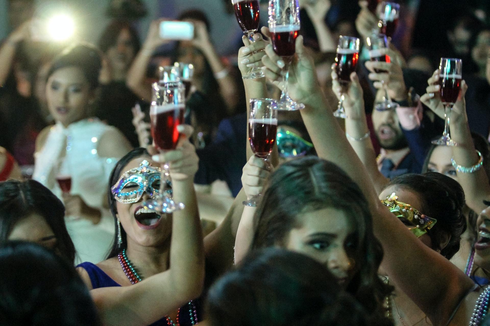 Sådan får du overskud til festen